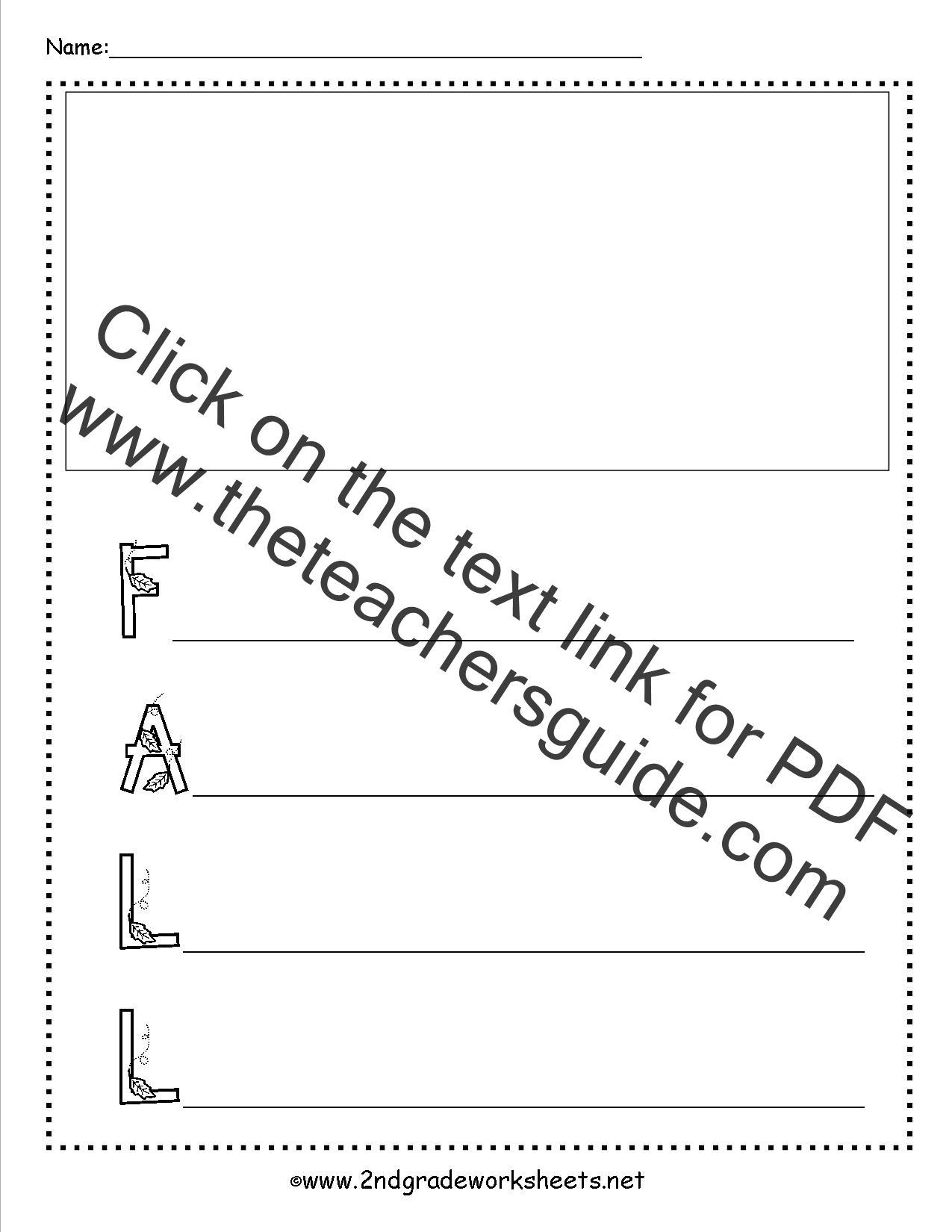 worksheet Autumn Worksheets autumn theme worksheets and printouts fall acrostic poem form
