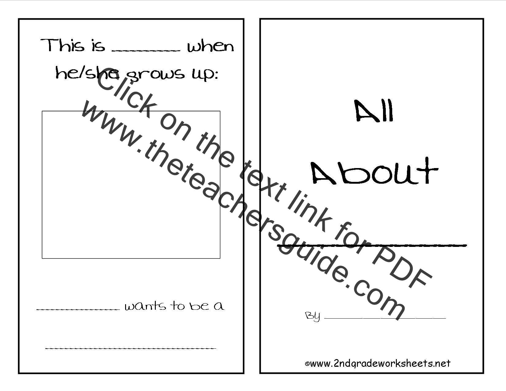 Free Back to School Worksheets and Printouts – Back to School Printable Worksheets