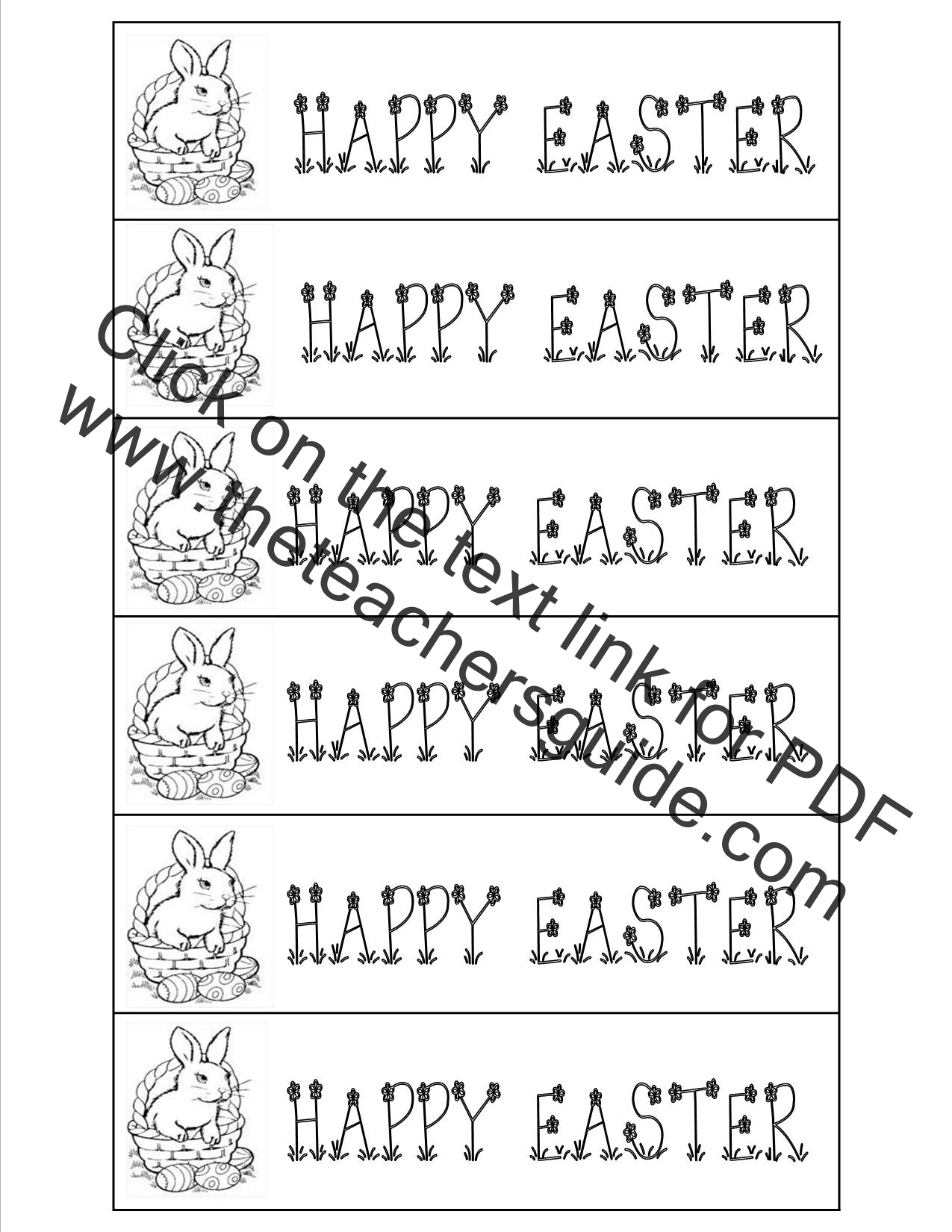worksheet Free Easter Worksheets easter worksheets and printouts bookmarks