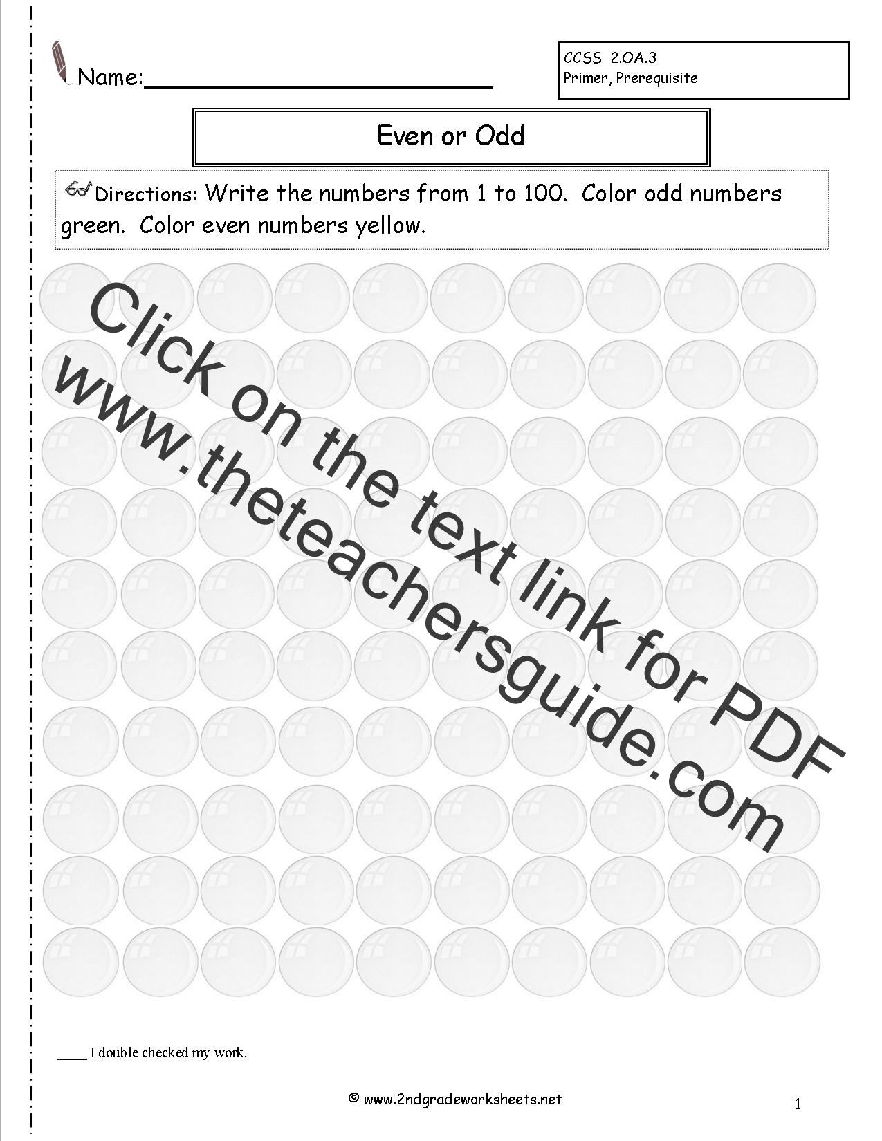 2nd grade coin worksheets