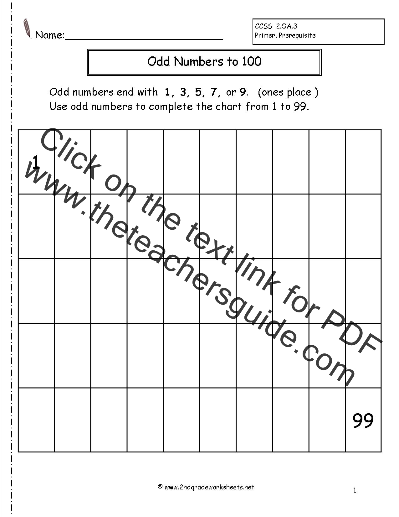 Even and Odd Numbers Worksheets – Even and Odd Numbers Worksheets