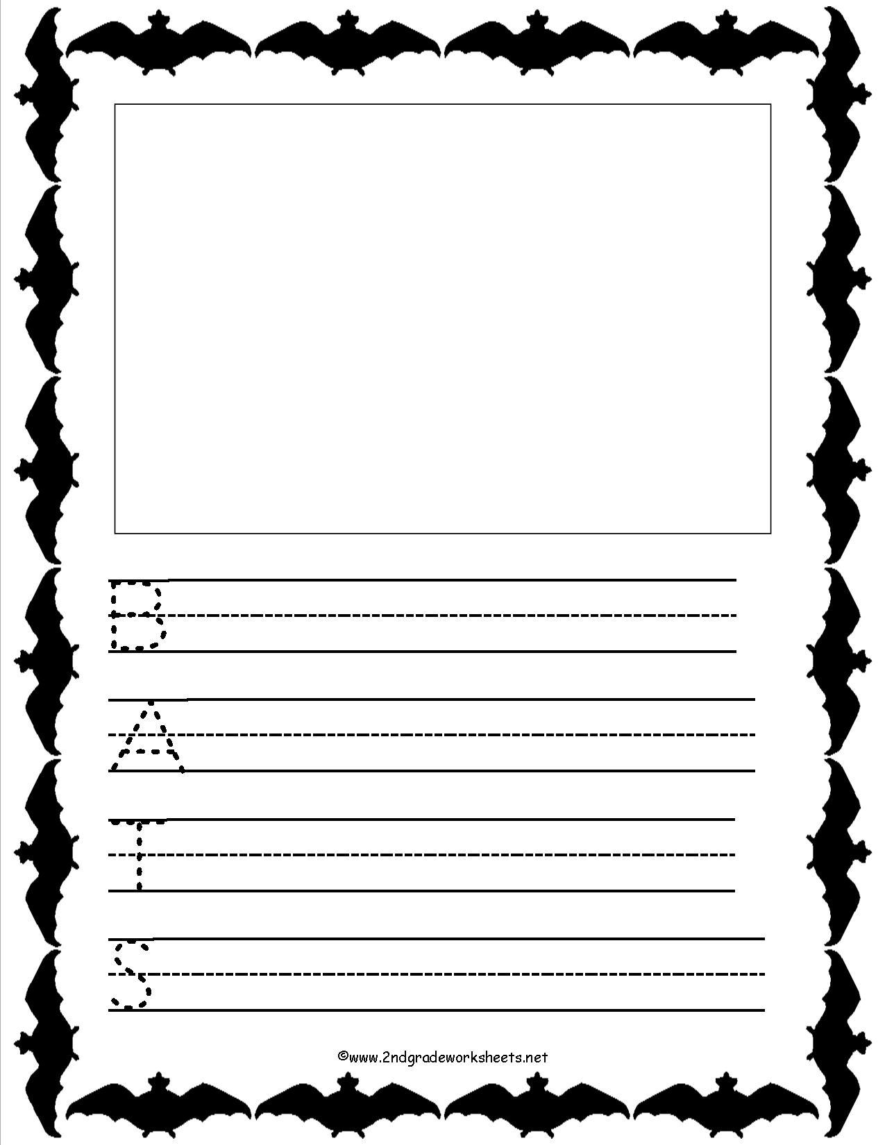 Fourth Grade Reading Writing Worksheets Acrostic Poem