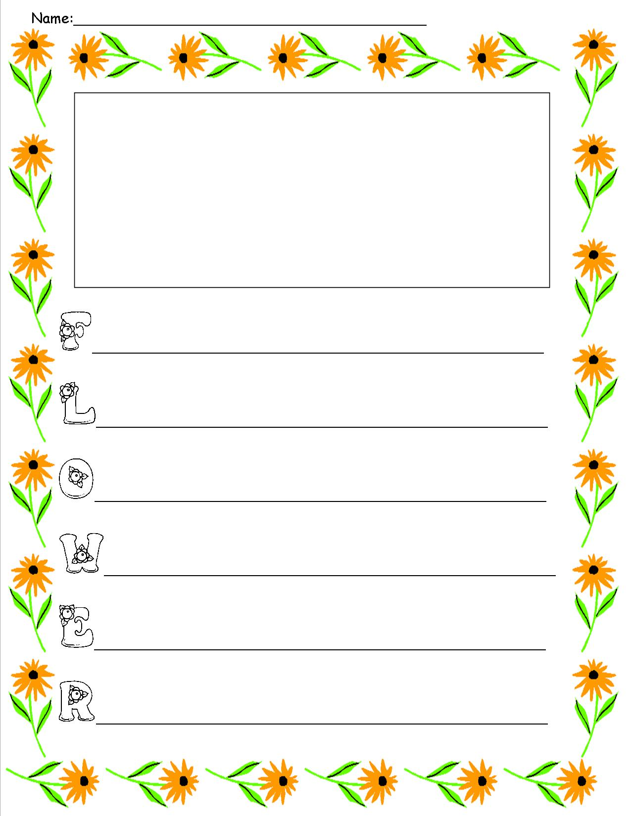 ... Printable Hidden Pictures Kids in addition Acrostic Poem Template. on