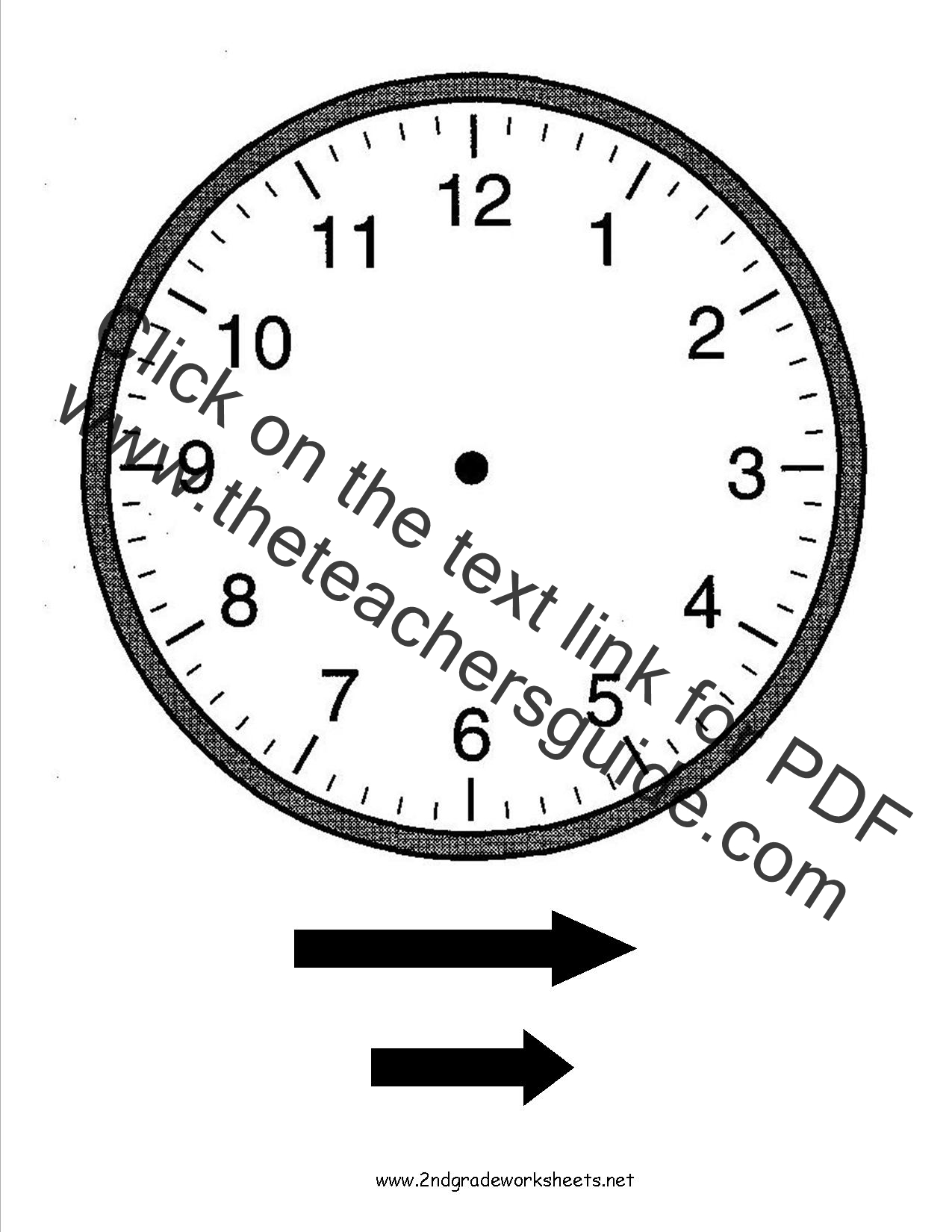 photo regarding Printable Clock Worksheets identified as Telling and Producing Year Worksheets